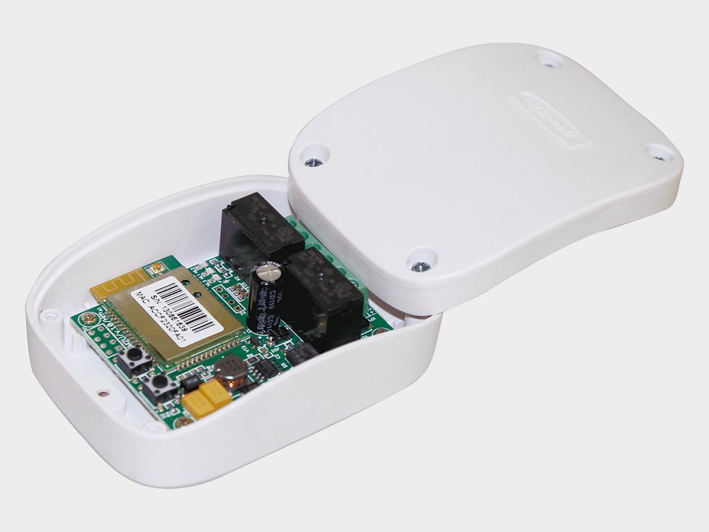 <p>Wi-Fi модуль для беспроводного управления (выработки сигнала управления, NO) электроприводами</p>