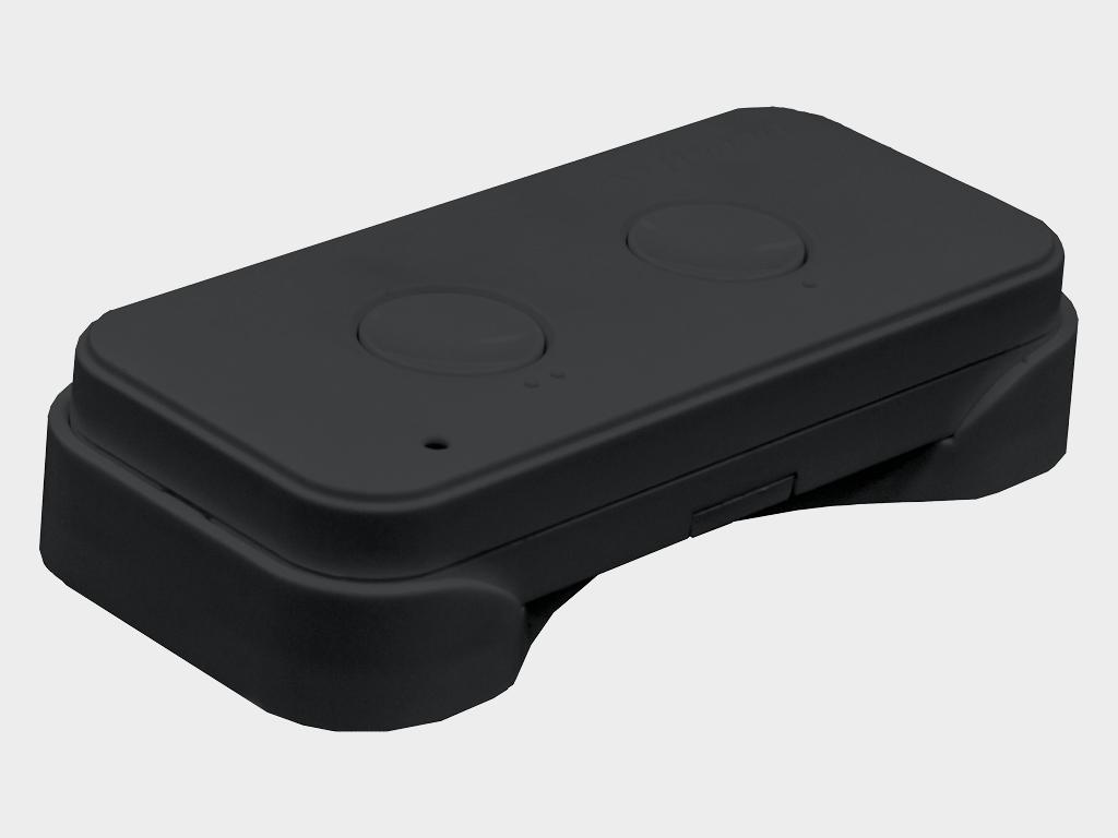 <p>Беспроводная кнопка Command-433 для дистанционного управления двумя автоматическими устройствами</p>