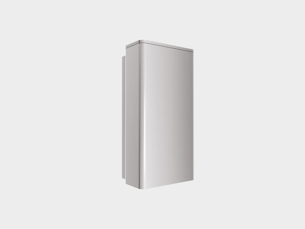 <p>Артикул «BS800х255х205». Построен на базе бампера 450 x 250 x 100 мм. Бампер стальной 800х255х205мм (внешние размеры) с демпферной вставкой. Является гибридным бампером, представляет собой комбинацию подвижного бампера и бампера с металлической пластиной. Состоит из держателя, демпфирующей вставки, изготовленной из резиновой крошки и подвижной прочной внешней стальной крышки, имеющей возможность двигаться вслед за движениями кузова автомобиля. Возможно использовать только с платформами с выдвижной аппарелью длиной 1000мм. Установочные размеры смотрите в разделе «Чертежи».</p>
