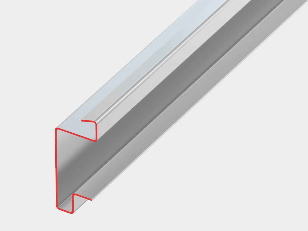 <p>Специальная конструкция профиля рамы обладает высокой несущей способностью.</p>