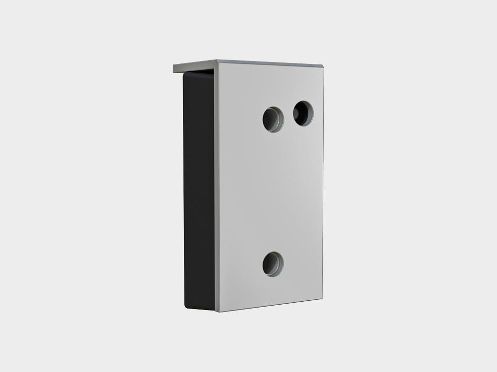 <p>Артикул «BRSP(16)465х250х165S». Построен на базе бампера 450 x 250 x 100 мм. Бампер 465х250х165мм (внешние размеры) со стальной рабочей накладкой толщиной 16мм и датчиком парковки. Состоит из амортизирующего по всей поверхности наполнителя (резинового бампера 450x250x100мм), закрытого прочной внешней стальной пластиной и дачка парковки, который обеспечивает безопасную пристыковку грузового автомобиля. Используется в системе с парковочным радаром. Установочные размеры смотрите в разделе «Чертежи».</p>