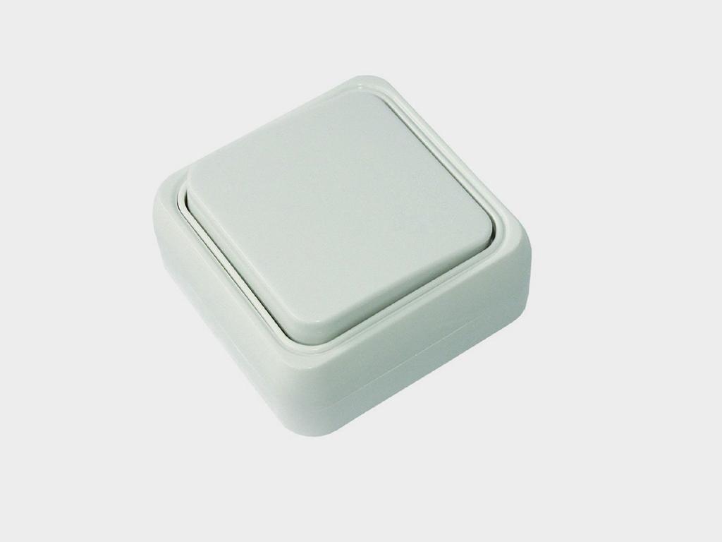 <p>Клавишный выключатель с возвратным механизмом SWITCH для подачи управляющей команды на блок управления приводом.</p>