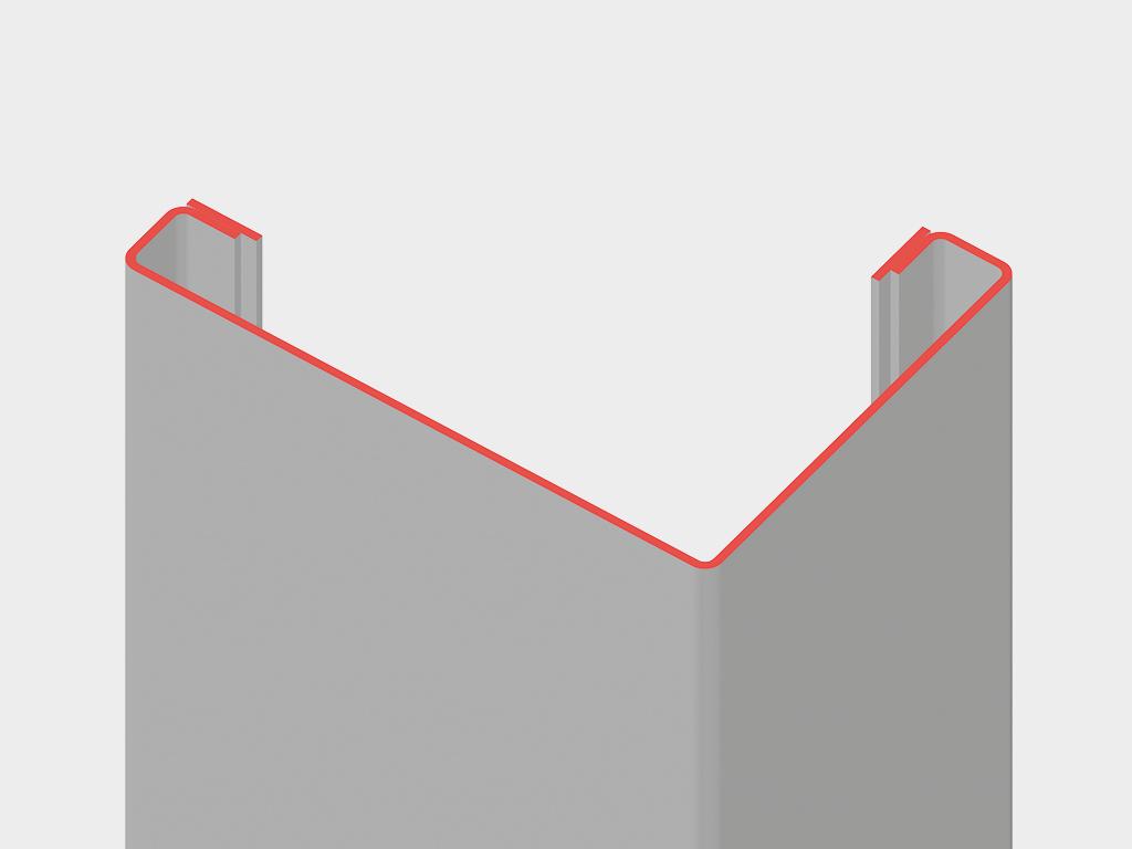 <p>Конструкция угловых стоек позволяет возводить здания высотой до трех этажей.</p>